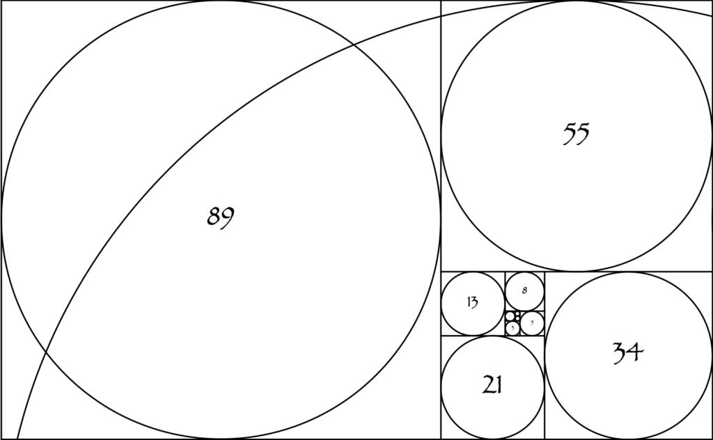 フィボナッチ数-画像