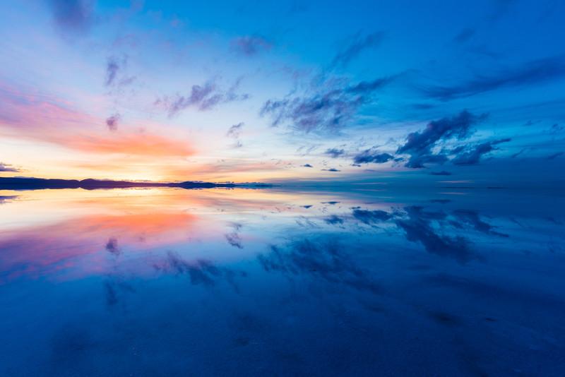 ウユニ塩湖-画像